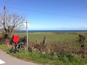 Anglesey's picturesque coastline